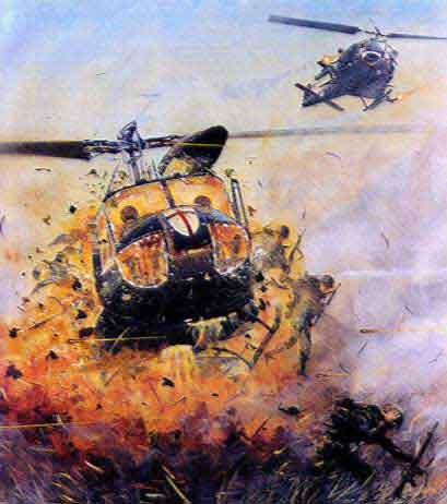 helicopter shot down with Trialbyfirestory on Bell Uh 1h Iroquois Huey Smokey Iii further What Determines The Touchdown Zone And Aiming Point Markings On A Runway also 141119529 besides Army Races To Rebuild Short Range Air Defense New Lasers Vehicles Units together with Behind The Battle Of Mogadishu.